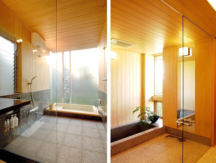 あの温泉旅館のお風呂を自宅に再現したい!