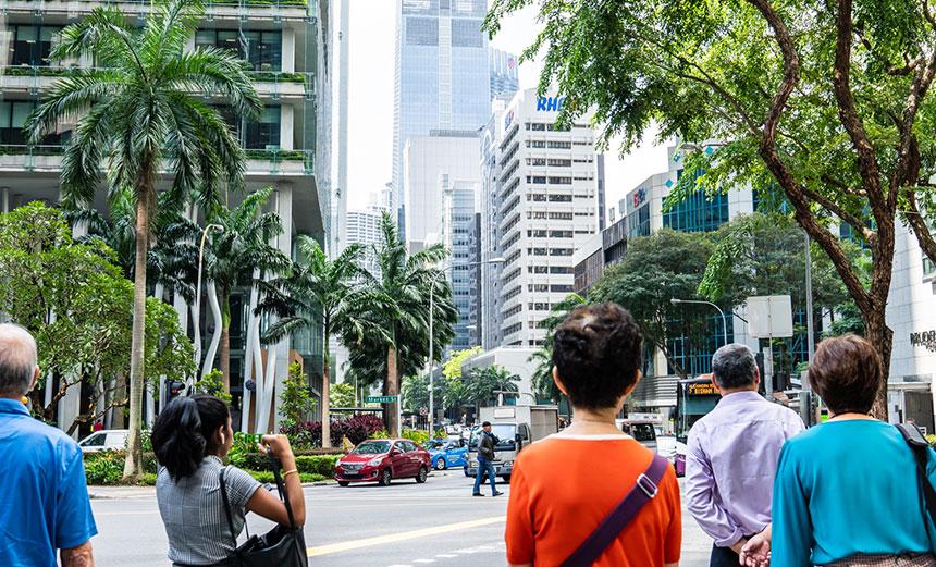 リーダーシップとone nation From シンガポール