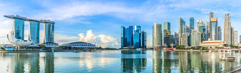 特集「シンガポール」