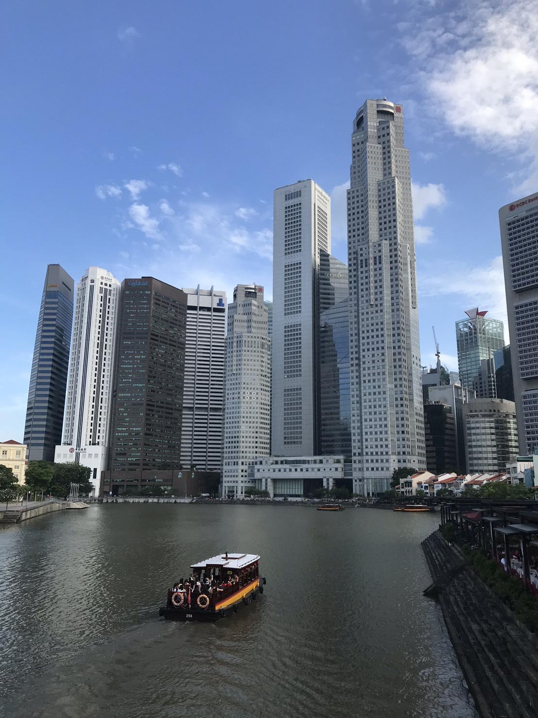 シンガポール・リバー