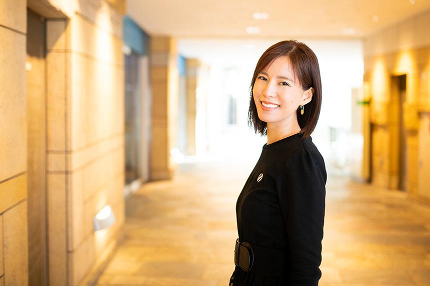 一般社団法人ビジネス・キャリアメンター協会 代表理事 池原 真佐子 氏